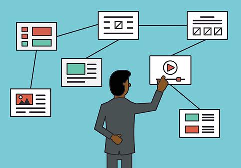 Κατά τη δημιουργία της πλοήγησης του ιστότοπού σου, οφείλεις να σκεφτείς τόσο τους χρήστες σου όσο και τους ανιχνευτές αναζήτησης. Όπως μοιραστήκαμε παραπάνω, μια επίπεδη δομή ιστότοπου θα βοηθήσει τόσο τους χρήστες σας όσο και τους ανιχνευτές να βρουν το περιεχόμενό σας πιο γρήγορα.